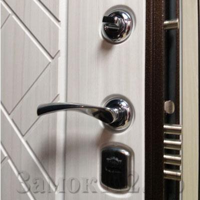 вскрытие замков металлической двери