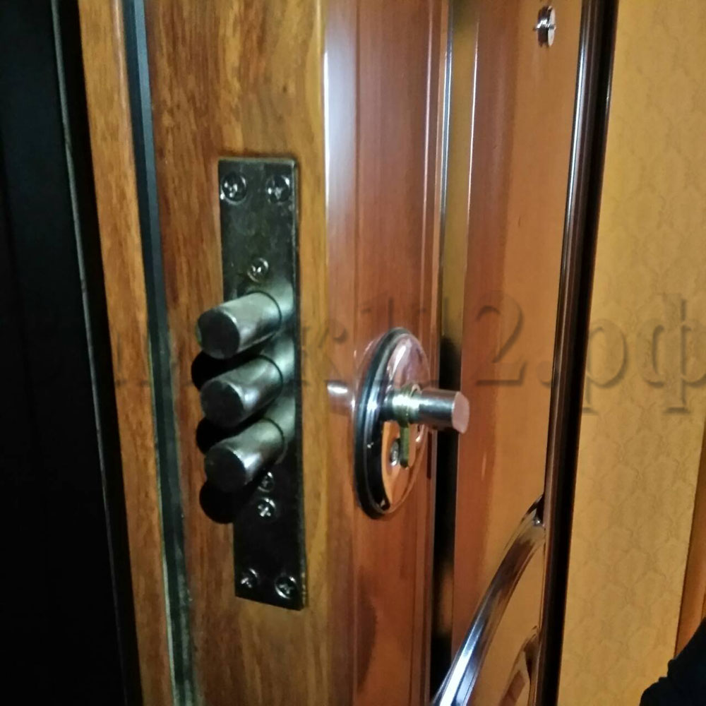 замена замка в железной двери белгород