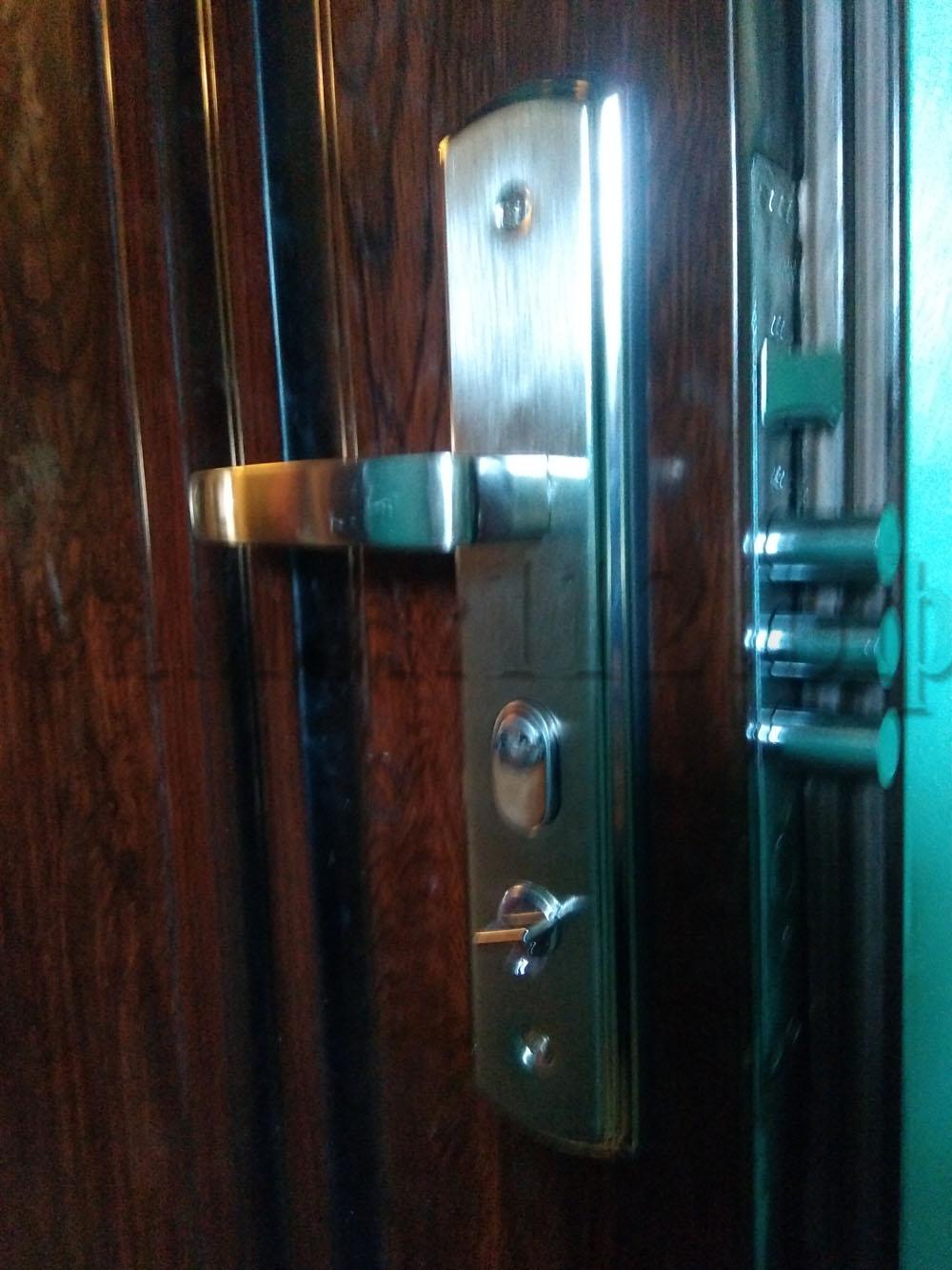 замок поменять в металлической двери белгород